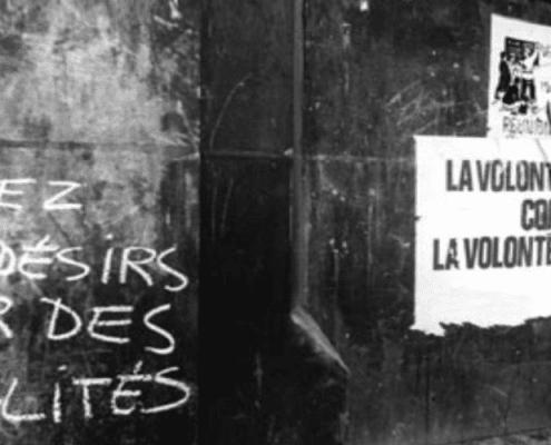 ο Γαλλικός Μάης μέσα από τα συνθήματα του