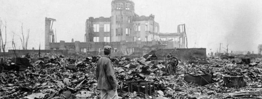 Χιροσίμα, Σεπτέμβριος 1945