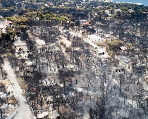 Μαζί τους κάψαμε; Διάχυση ευθύνης από την κυβέρνηση Τσίπρα