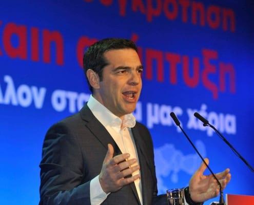 κυβέρνηση ΣΥΡΙΖΑ πολιορκητικός κριός του νεοφιλελευθερισμού