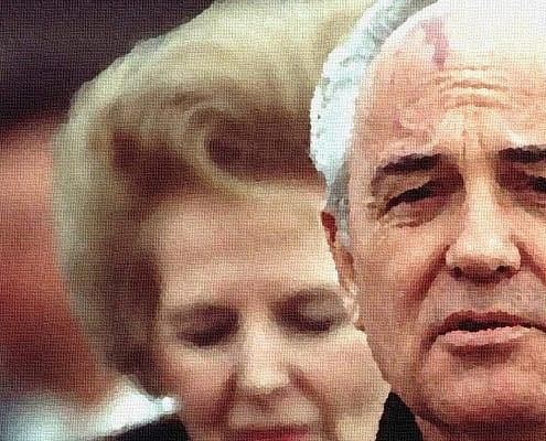 Ο τελευταίος σταθμός της παλινόρθωσης: η περίοδος Γκορμπατσόφ