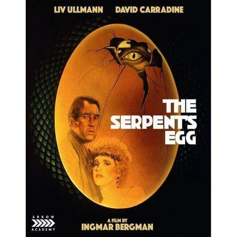 """Επ' ευκαιρία, η μοναδική """"χολιγουντιανή"""" ταινία του Μπέργκαν, παραμένει ό,τι καλύτερο έχει γυριστεί ως μυθοπλασία, ως κοινωνικό ψυχογράφημα του ναζισμού στο λυκαυγές του..."""
